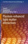Plasmon-enhanced light-matter interactions