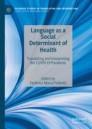 Language as a Social Determinant of Health