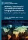 Marketing Communications and Brand Development in Emerging Economies Volume I