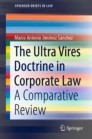 The Ultra Vires Doctrine in Corporate Law
