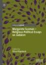 Margarete Susman - Religious-Political Essays on Judaism