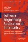 Software Engineering Application in Informatics