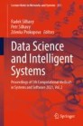 Data Science and Intelligent Systems