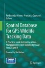 Spatial Database for GPS Wildlife Tracking Data