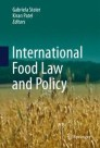 International Food Law and Policy