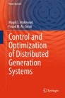 Control and Optimization of Distributed Generation Systems