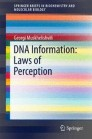 DNA Information: Laws of Perception