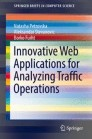 Innovative Web Applications for Analyzing Traffic Operations