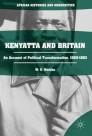 Kenyatta and Britain