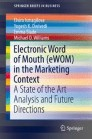 Electronic Word of Mouth (eWOM) in the Marketing Context