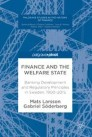 Finance and the Welfare State