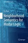 Neighborhood Semantics for Modal Logic