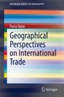 Geographical Perspectives on International Trade