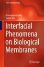 Interfacial Phenomena on Biological Membranes