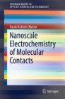 Nanoscale Electrochemistry of Molecular Contacts