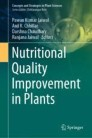 Nutritional Quality Improvement in Plants