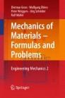 Mechanics of Materials – Formulas and Problems