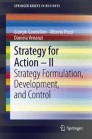 Strategy for Action – II