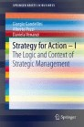 Strategy for Action – I