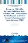 Terahertz (THz), Mid Infrared (MIR) and Near Infrared (NIR) Technologies for Protection of Critical Infrastructures Against Explosives and CBRN