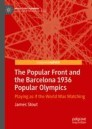 The Popular Front and the Barcelona 1936 Popular Olympics