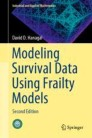 Modeling Survival Data Using Frailty Models