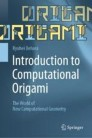 Introduction to Computational Origami