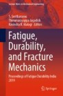 Fatigue, Durability, and Fracture Mechanics