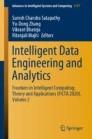 Intelligent Data Engineering and Analytics
