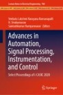Advances in Automation, Signal Processing, Instrumentation, and Control