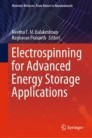 Electrospinning for Advanced Energy Storage Applications