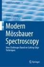 Modern Mössbauer Spectroscopy