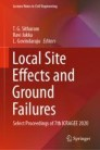 Local Site Effects and Ground Failures