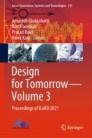 Design for Tomorrow—Volume 3