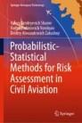 Probabilistic-Statistical Methods for Risk Assessment in Civil Aviation