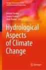Hydrological Aspects of Climate Change