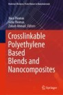 Crosslinkable Polyethylene Based Blends  and Nanocomposites