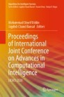Proceedings of International Joint Conference on Advances in Computational Intelligence
