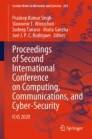 Proceedings of Second International Conference on Computing, Communications, and Cyber-Security