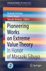 Pioneering Works on Extreme Value Theory