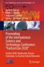 """Proceeding of the International Science and Technology Conference """"FarEastСon 2020"""""""