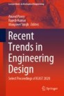 Recent Trends in Engineering Design