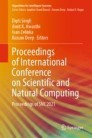 Proceedings of International Conference on Scientific and Natural Computing