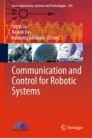 Communication and Control for Robotic Systems
