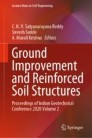Ground Improvement and Reinforced Soil Structures