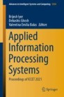 Applied Information Processing Systems