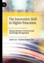 The Innovation Shift in Higher Education
