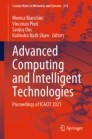 Advanced Computing and Intelligent Technologies