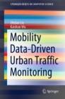 Mobility Data-Driven Urban Traffic Monitoring
