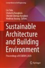 Sustainable Architecture and Building Environment